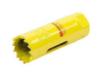 19mm Constant Pitch Bimetal Holesaw - Starrett