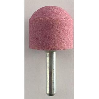 Ball Nosed Mounted Point 25x25 x 6mm Shank