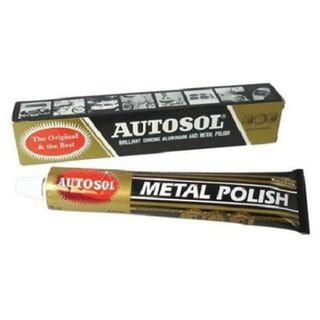 Autosol Chrome Polishing Paste 75ml Tube