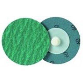 76mm x 60 Grit Ceramic Screw Loc Sanding pad