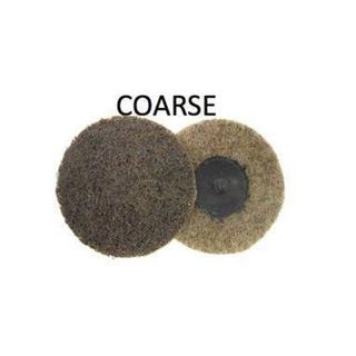 50mm Surface Condition Disc Coarse Kling-LoK - Brown