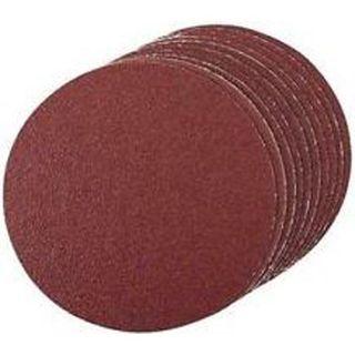 150mm x 80 Grit Aluminium Oxide KMCA Velcro Disc