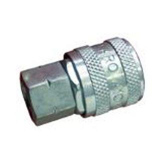 #210 1/4'' BSP Quick release  Speed Coupler - Zinc