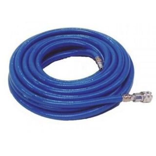 20M x 10ID Blue PVC Air Hose with Connector & Coupler