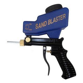 Spot Sand Blaster Gravity Feed