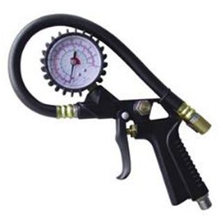 A1431 Tyre Inflator complete with  Gauge Pistol Grip 10-220lbs