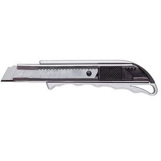 18mm Metal Auto Lock Snap of Knife - Sterling