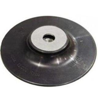 125mm Pad (117mm Disc) Firm Flexi Black ISO Pad M14 x 2.0