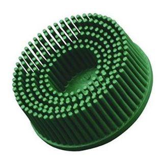 3M Roloc Bristle Disc 50mm - 50Grit Green