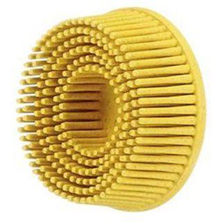 3M Roloc Bristle Disc 50mm - 80Grit Yellow