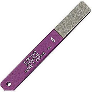 3/4' x 2' Medium  EZE-LAP Diamond Hone Stone Pad - Purple