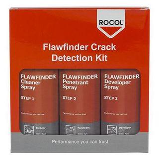 Rocol Flawfinder Kit - 3 Cans