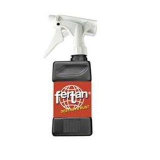 Fertan Rust Converter 250ml Bottle c/w Spray Applicator