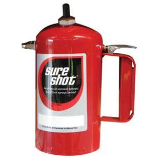 Sure Shot Pressure Sprayer Red (32oz / 946ml)