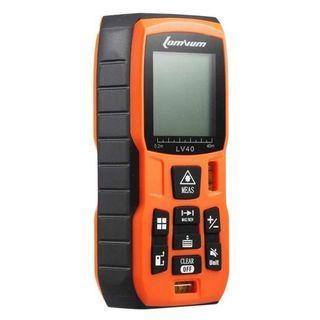 40M Digital Laser Distance Meter c/w 2 x AA Batteries