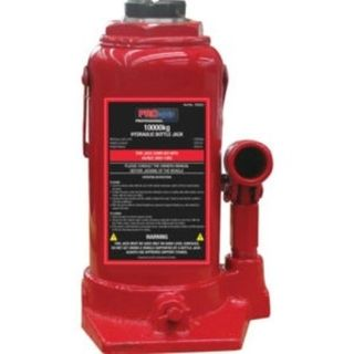 10 Ton Bottle Jack Min Height 205mm, Max Height 400mm