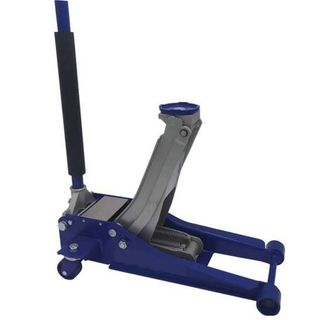 3 Ton Super Low Profile Heavy Duty Trolley Jack - Min Height 76mm - Max Height 500mm