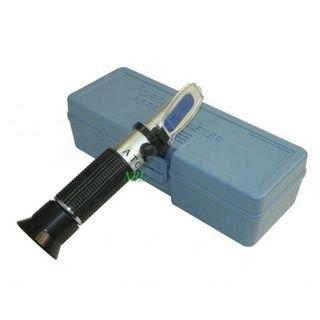 Refractometer cutting fluid tester and brix -  Measurement Range: 0-18% Brix