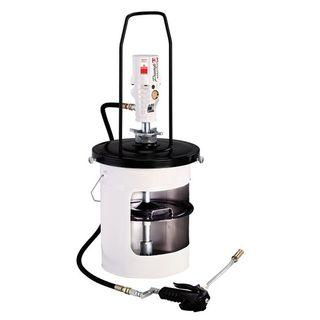20Kg 55:1 Grease Pump Kit v/Carry Handle - Alemlube