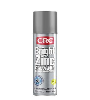 CRC Bright Zinc Aerosol 400ml