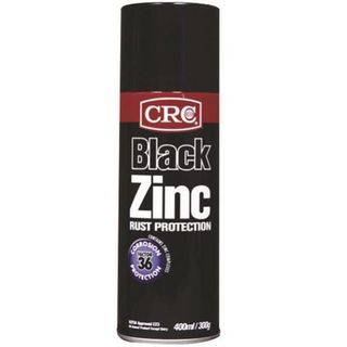 CRC Black Zinc 400ml Aerosol