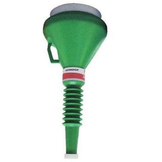 1420ml Funnel Caps both Ends - Alemite