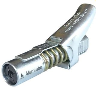 Quick Release Grease Coupler - Alemlube