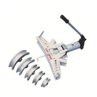 "Manual Hydraulic Pipe Bender c/w 6 formers, bobbins & pins - Bramley 1/2"" - 2"" Capacity"