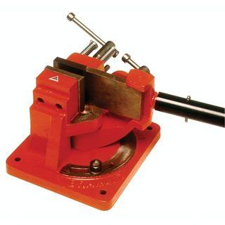 Bar Bender c/w full vice clamping, double spring return - Bramley (100mm x 8mm, 60mm x 10mm, 50mm x 12mm Flat Bar, 25mm x 25mm Square Bar, 25mm Round Bar)