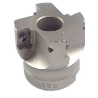 63mm x 22mm Spigot  4 Insert  Right Angle Shoulder Face Cutter - Takes APKT1604 Inserts