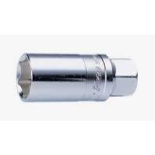 """16mm x 1/2"""" Dr Spark Plug Socket - Hans Tools"""