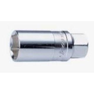 """20.8mm x 1/2"""" Dr Spark Plug Socket - Hans Tools"""