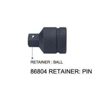 3/4'F x 1/2'M Impact Adaptor W/Ball - Hans