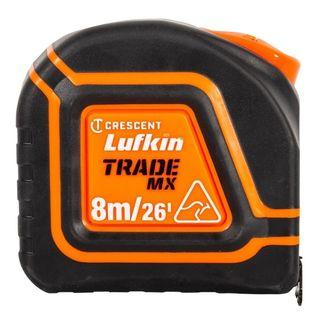 """8m/26"""" x 25mm Trade MX Tape - Lufkin"""
