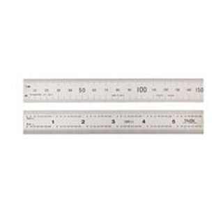 "150mm/6"" Square End S/S Rule - Toledo"