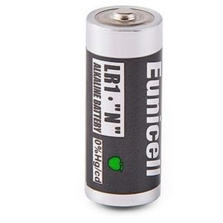 1.5V LR1 AM5 Alkaline Dry Batteries Eunicell