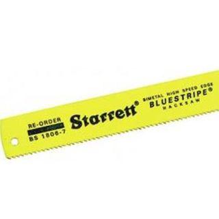 14'x1-1/8'x14T Bluestrip HSS-Bimetal Power Hacksaw Blade - STARRETT