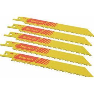 """6"""" x 6-10T Reciprocating Blade (Pkt 2) - Starrett"""