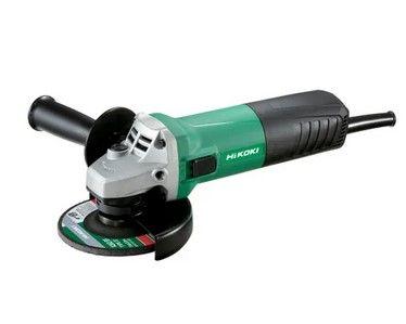 Hikoki 125mm/730W general purpose angle grinder in case