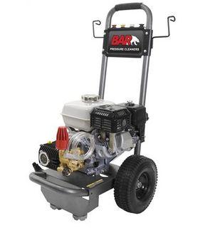 6.50HP. Honda 2700psi @ 11.3 Litres / Min Pressure Sprayer c/w 9.2M Hose, 4x Nozzles,Gun & Lance - 3yr Warranty