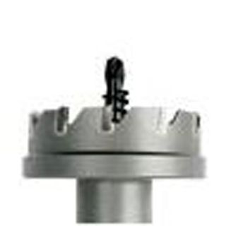 21mm TCT Holesaw - Integrated Shank - Bordo