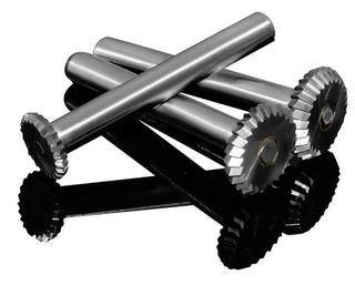 12.0mm Dia x 2.50mm W x 6mm Shk x 47mm OAL 'Y' Carbide Rim