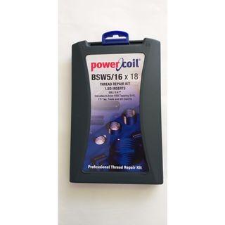 Powercoil 5/16'-18 BSW Thread Repair Kit