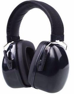 Ear Protectors - Black 32db