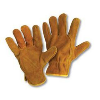 Leather Riggers Gloves - Lrg