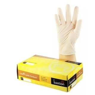 Rubber Latex Gloves Powdered - X/Large