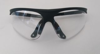 Close Fit Safety Glasses Clear Lens