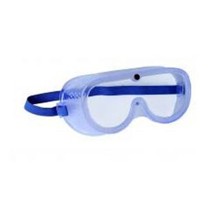 Clear Safety Googles - flexible  - Raco RT17/141H