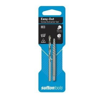No.2 Screw Extractor with 3.0mm Drill - Sutton