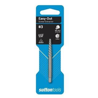 #3 Screw Extractor 8 - 10mm - Sutton